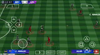 Download PES 2019 PPSSPP Iso For Android (English)
