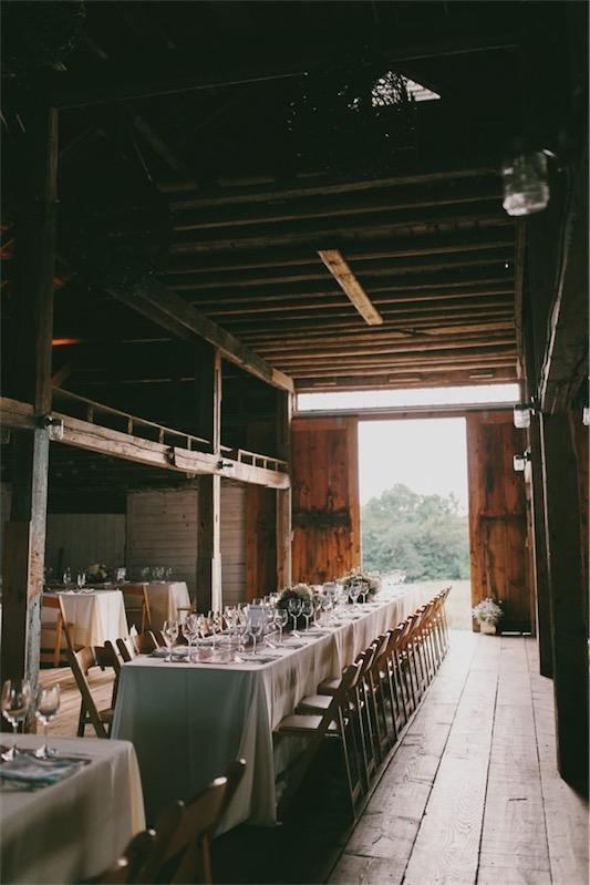 boda en un espacio rústico bodas chicanddeco