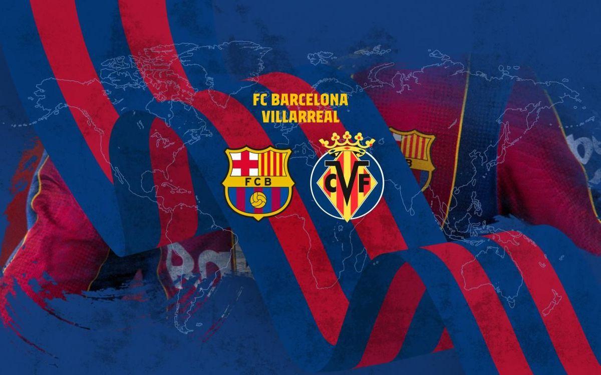 Barcelona vs Villarreal