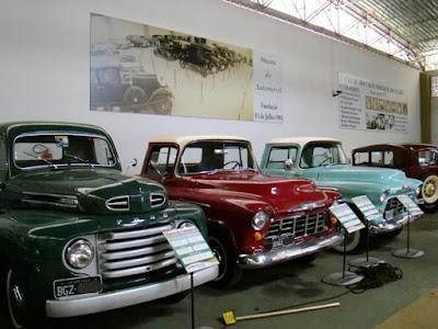 Automóvel de Museu