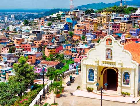 Guayaquil paquetes turísticos de la Gran Feria Turística