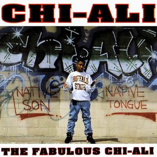 Chi-Ali - The Fabulous Chi-Ali (1992)