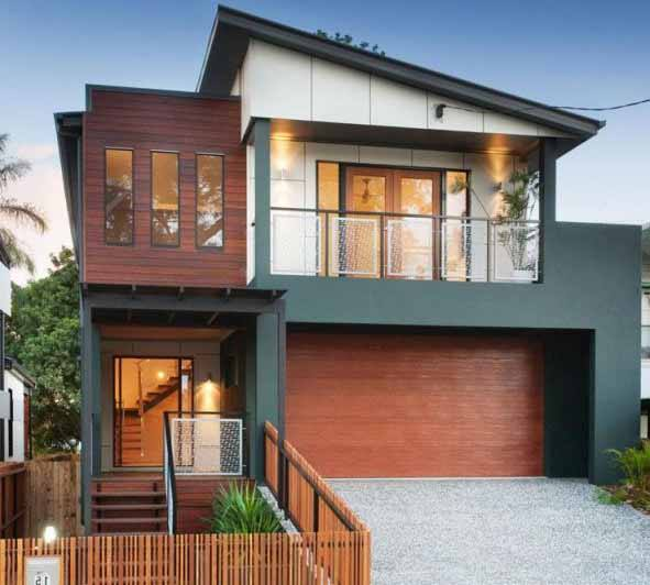 Gambar rumah minimalis