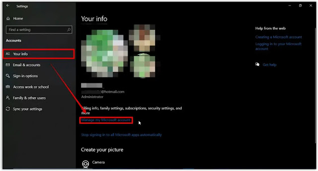 طريقة تغيير اسم المستخدم في نظام التشغيل Windows 10 بسهولة
