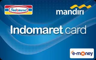Kartu e-Money Indomaret