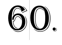 sechzigste