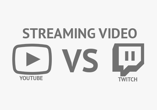 Perbedaan Streaming Video di youtube dan twitch