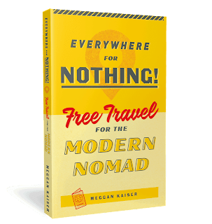 everywhere for nothing book cover