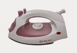 Bajaj MX 1 Steam Iron worth Rs.1299 for Rs.549 Only @ Flipkart (Limited Period Offer)