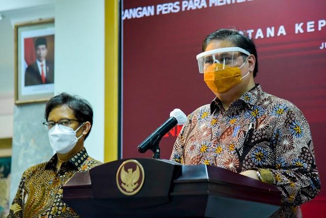 Pemberlakukan PPKM Mikro Tahap IV Diperluas Jadi 15 Provinsi