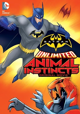 Batman Sınır Tanımayan: Hayvan İçgüdüsü