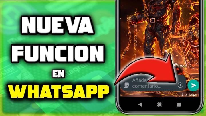 Nuevas funciones añadidas en WhatsApp para Android e iOS