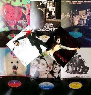 cover pochette albums disques vinyle  wax digger reviews