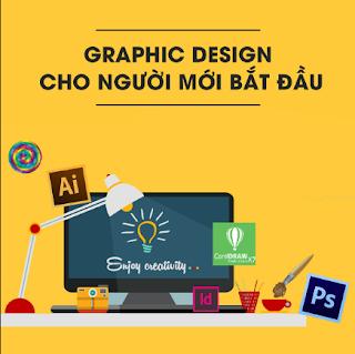 Bộ 3 Khóa Học Graphic Design Cho Người Mới Bắt Đầu KYNA TK01 ebook PDF-EPUB-AWZ3-PRC-MOBI