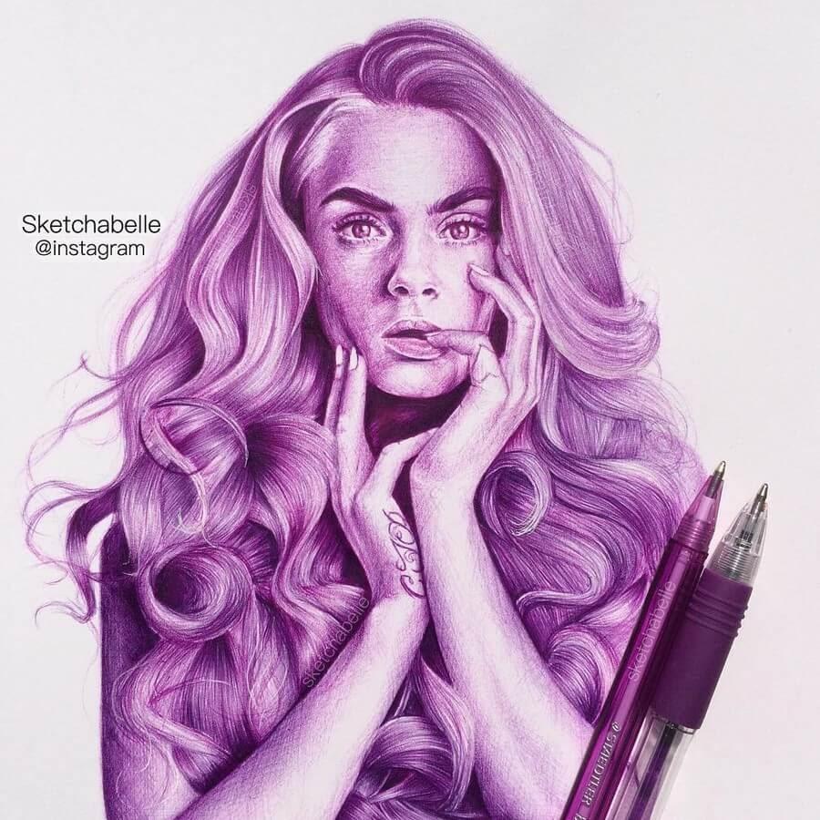 03-Annabel-Portrait-Drawings-www-designstack-co