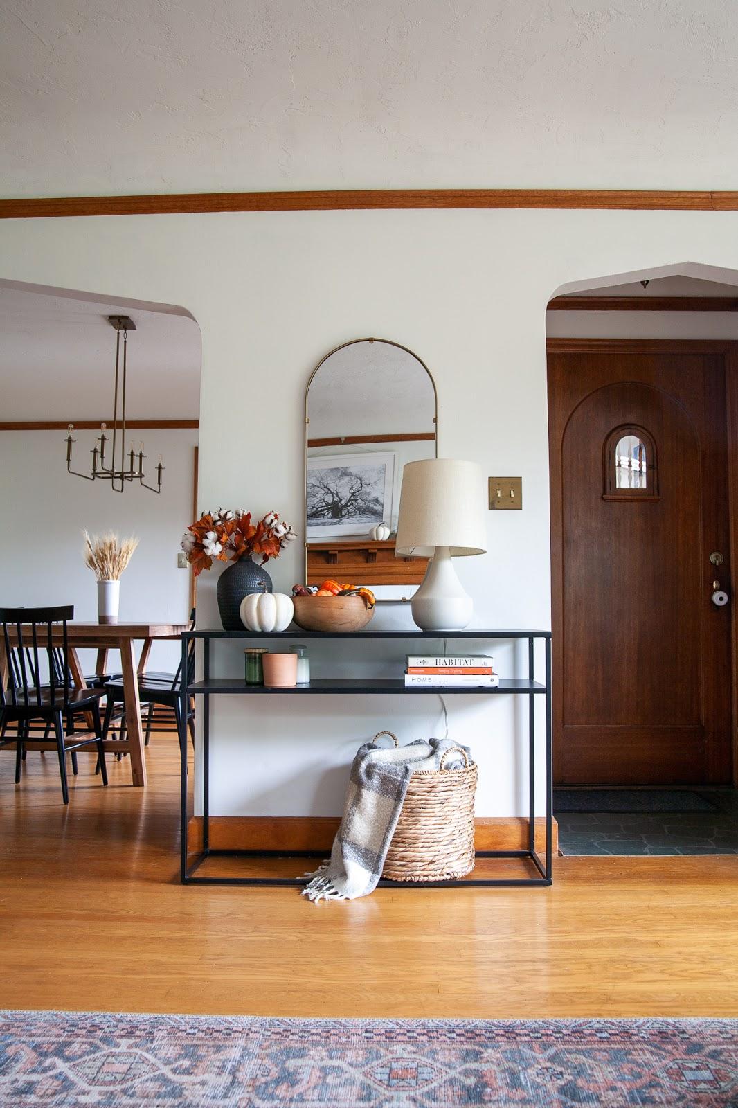 Simple Fall Decor Ideas Around Our House Create Enjoy