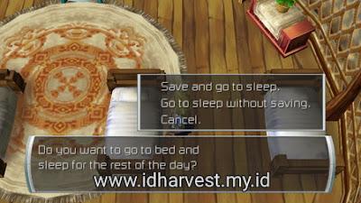 Tempat Tidur Rahasia di Harvest Moon: Innocent Life