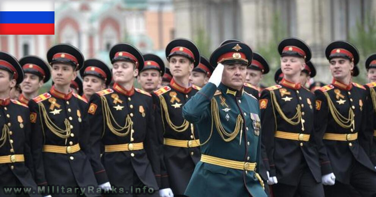 Russian Army Ranks and Insignia | Russian Federation Army Ranks Insignia Badges