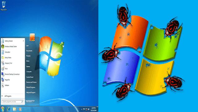 بخطوة غير متوقعة ، مايكروسوفت تطلق تحديث مهم للويندوز XP و 7 رغم رفع الدعم عنها ! سارع لتحديثهما فالأمر خطير