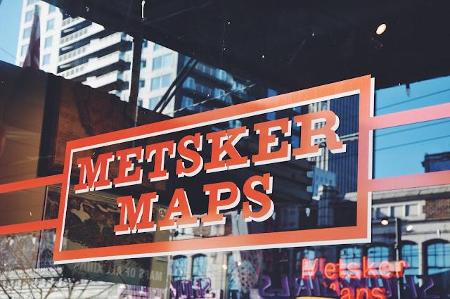 Metsker Maps in Seattle