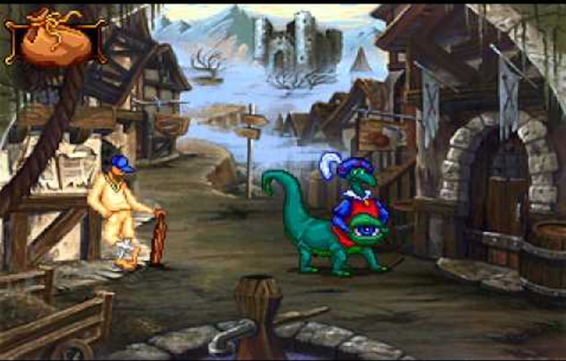 Blazing Dragons screenshot 3