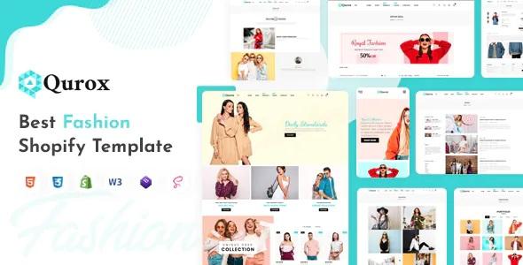 Best Responsive Shopify Fashion Theme