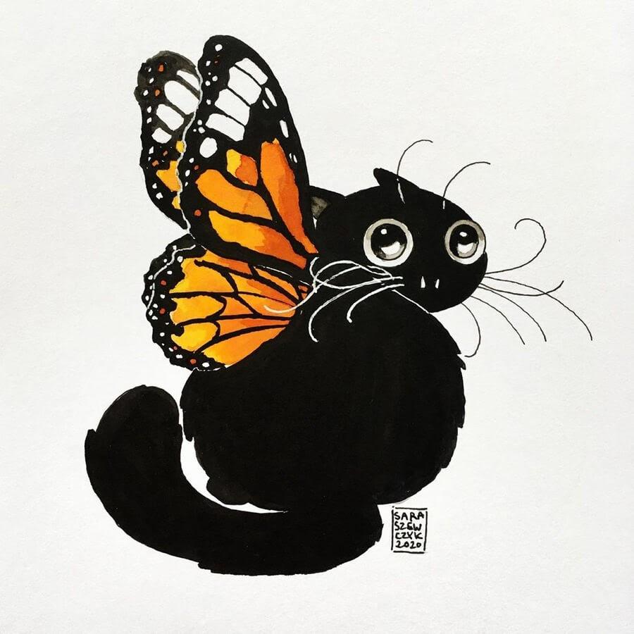 08-Monarch-butterfly-wings-Sara-Szewczyk-www-designstack-co