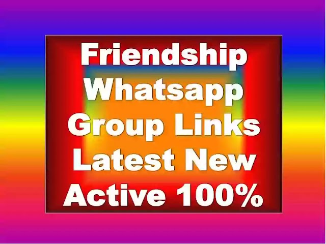 Friendship Whatsapp Group Links 2021 |  Active Girls For Friendship