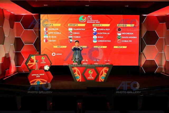 Asian Football Confederation U-16 Championship Bahrain 2020