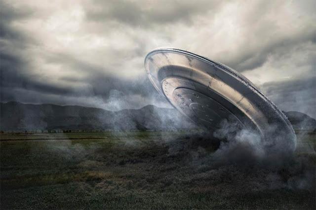 L'incidente del dirigibile Aurora è un presunto esempio di atterraggio di un UFO in Texas.