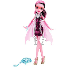 MH Haunted Draculaura Doll