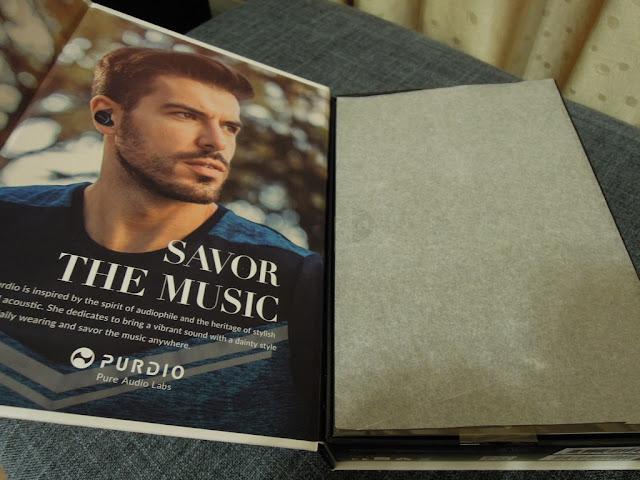 PURDIO HEX-T2 真無線藍牙耳機, 少見內外兼顧, 外型音質上上選
