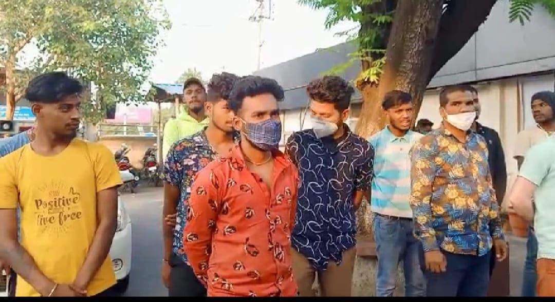 Sardar ballabh bhai patel ki janm thi ko bhopal police ne rashtriy ekta diwas ke roop me manay