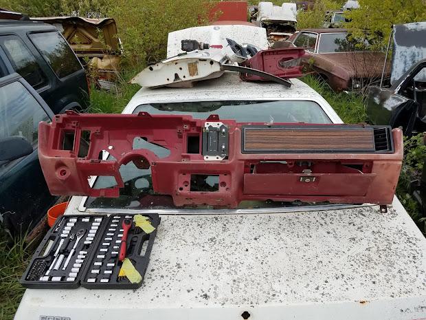 Harbor Freight Plastic Radiator Tank Repair Kit - Year of