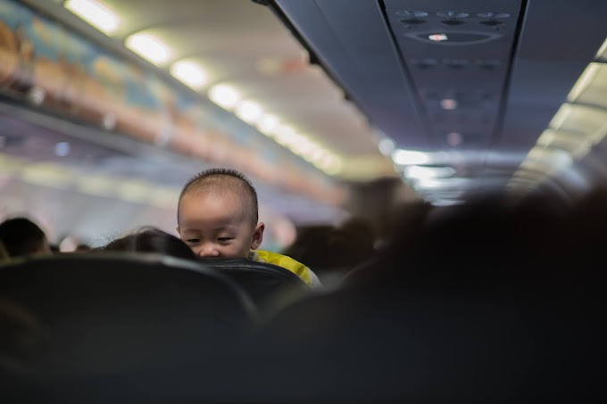 FLYING WITH A BABY OR TODDLER - HERE'S WHAT YOU NEED TO KNOW