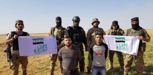 ISIS is BACK με τουρκικές στολές και όπλα! Εκτελέσεις με συνοπτικές διαδικασίες στη Συρία!