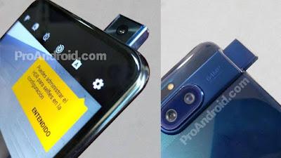 Motorola One Hyper com câmera pop-up na próxima semana