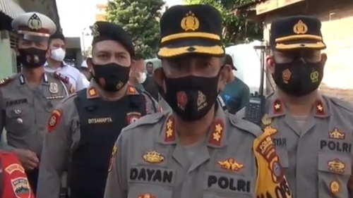 Digerebek Pesta Sabu, Pelaku Bacok Polisi dan Bawa Kabur Pistol