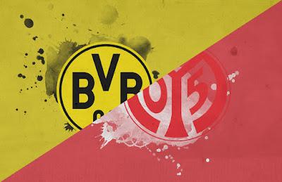 مباراة بوروسيا دورتموند وماينز 05 بين ماتش مباشر 16-1-2021 والقنوات الناقلة في الدوري الألماني