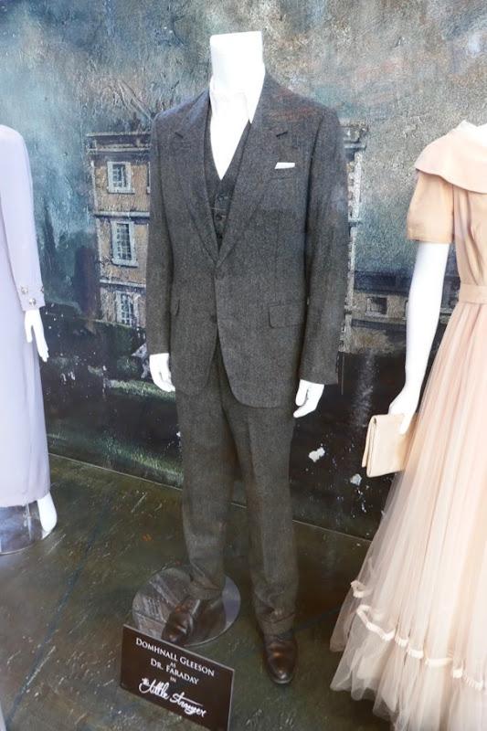 Domhnall Gleeson Little Stranger Dr Faraday costume