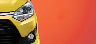 Kredit Toyota New Agya