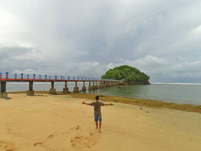 Tiket Masuk Pantai Jembatan Panjang