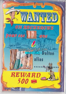 Lucky Luke, Wanted, Ma Dalton, 2001