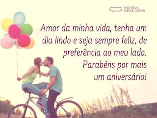 Amor e Sedução mensagem de Aniversario 03
