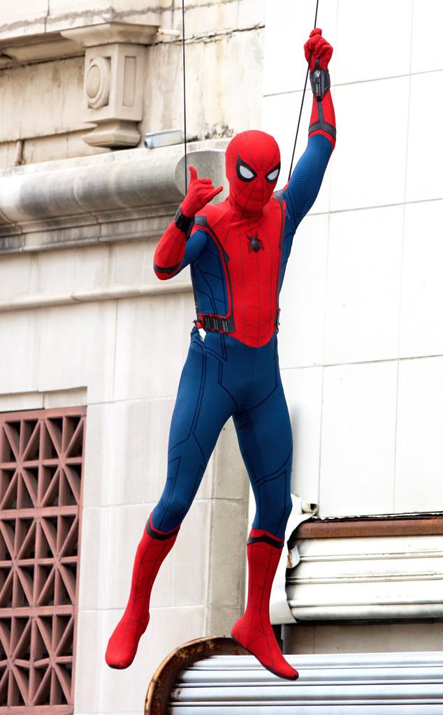 Фильм Человек паук: Возвращение домой вк
