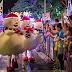 Desfile do Magia de Natal, que acontece neste sábado (16), conta a história de menina que vive um sonho na floresta encantada