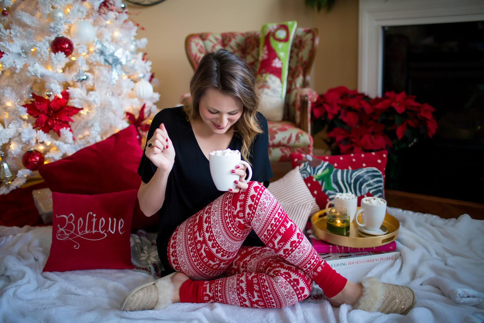 The Best Of Christmas Pjs Southern Style A Life Style Blog