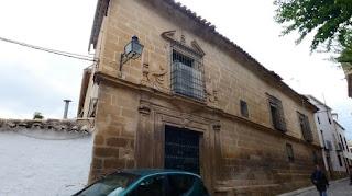 Úbeda, Casa de los Morales.