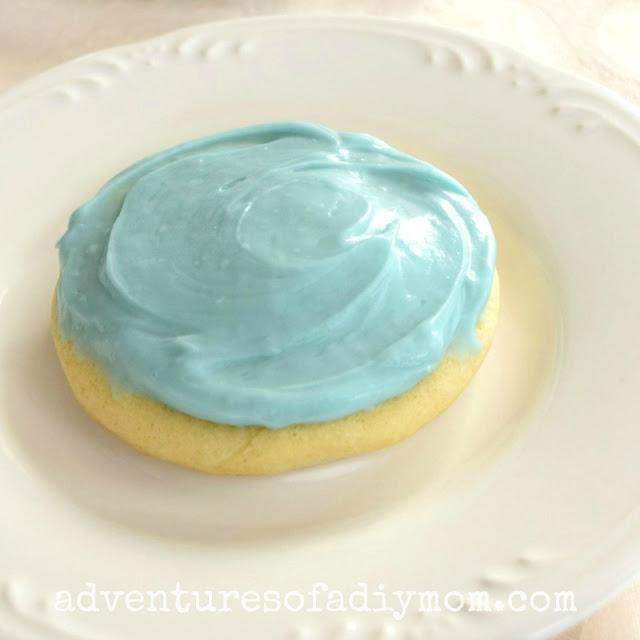 Grandma's Sugar Cookie Recipe