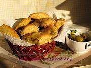 Ароматни питки с маслини * Panini alle olive